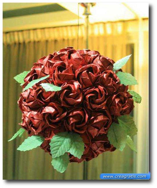 Materiale necessario per fare una rosa di carta