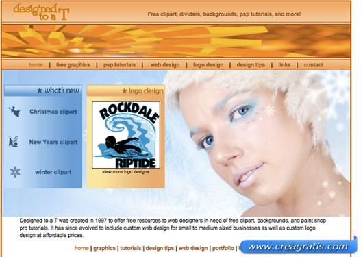 Settimo sito per scaricare clipart gratis