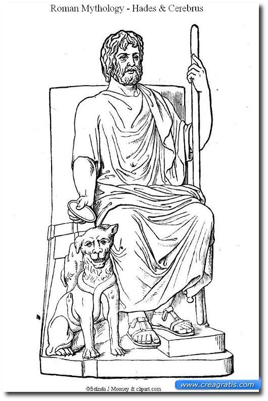 Disegni degli antichi romani da stampare e colorare gratis - Lenzuola da colorare romane ...