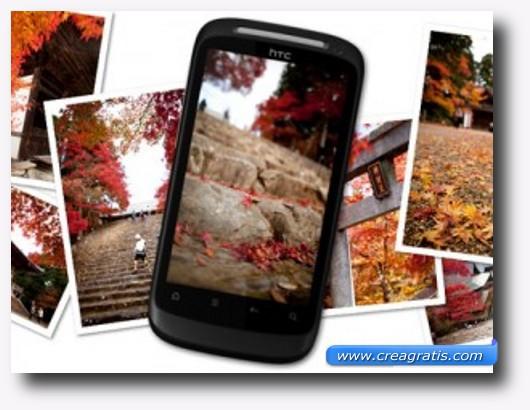 Immagine Smartphone HTC