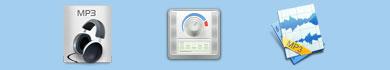 Normalizzare o aumentare il volume degli MP3