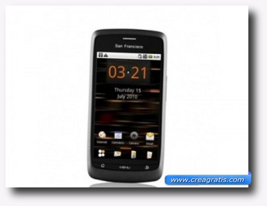 Immagine Smartphone Orange