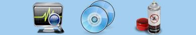 Live CD antivirus da usare come boot per la scansione