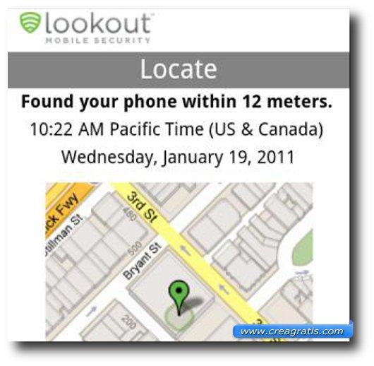 Seconda app per la sicurezza di Android