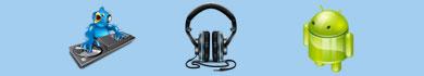 Ascoltare musica su Android
