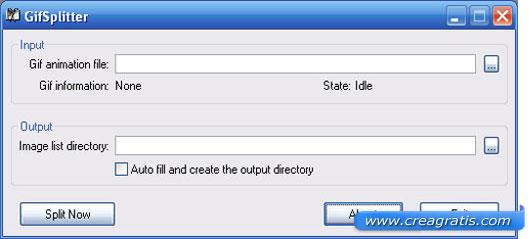 Terzo software per creare GIF Animate
