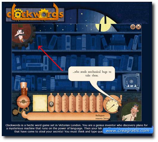 Quinto sito con giochi di parole in inglese