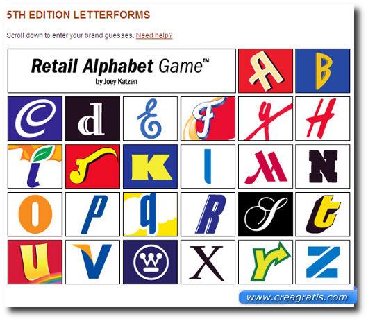 Settimo sito con giochi di parole in inglese