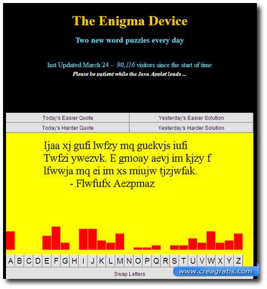 Sesto sito con giochi di parole in inglese