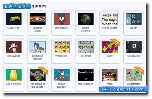 Ottavo sito con giochi di parole in inglese
