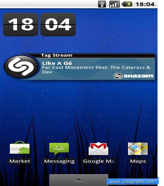 Quarta App per ascoltare musica su Android