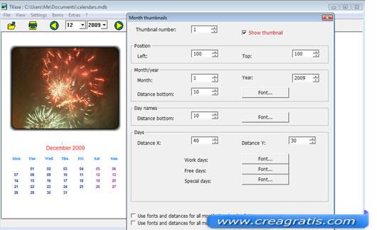 Software free per creare calendari con foto personali - Programma per creare cucine gratis ...