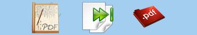 Unire pagine PDF per Creare un unico file