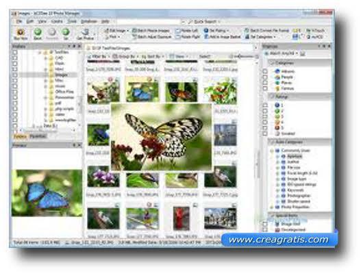 Settimo software free per la gestione di foto