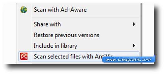 Sesto suggerimento per evitare i malware