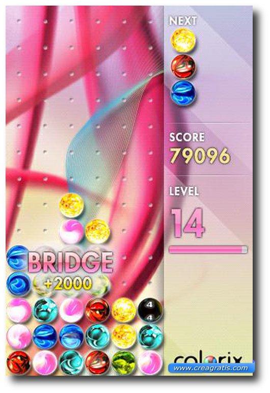 Terzo gioco del Tetris per Android