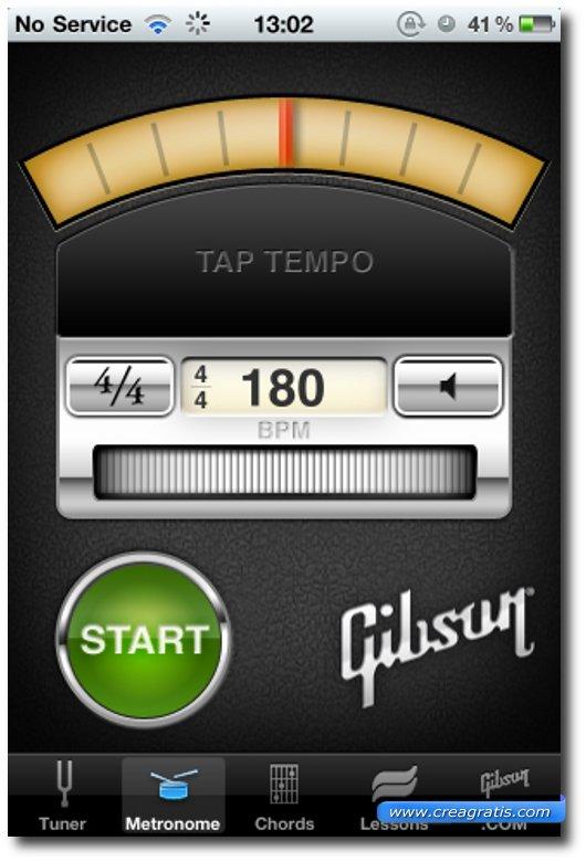 Prima app per imparare a suonare la chitarra su iPhone e iPad