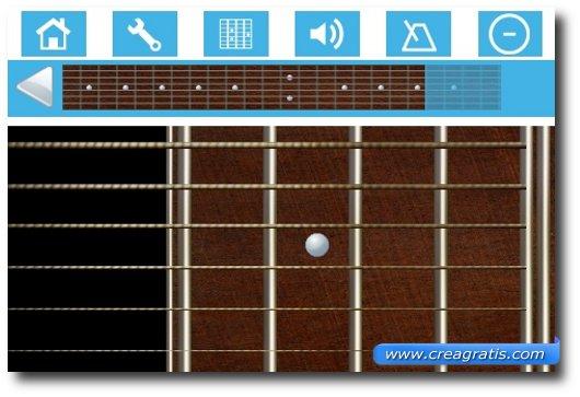Quinta app per imparare a suonare la chitarra su iPhone e iPad