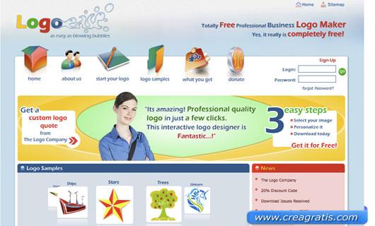 Quarto sito per creare un logo online