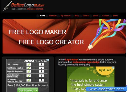 Quinto sito per creare un logo online