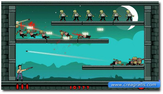 Primo gioco sugli Zombie per Android