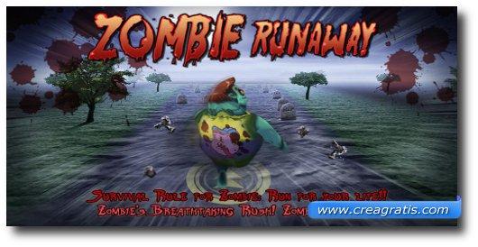 Quarto gioco sugli Zombie per Android