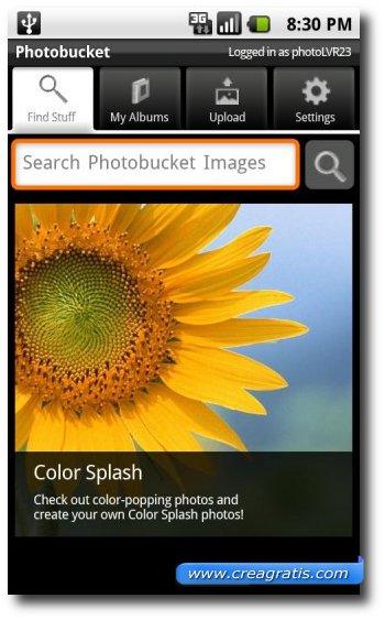Dodicesima app Android per fare fotografie