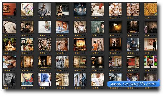 Immagine del primo sito per creare fotomontaggi