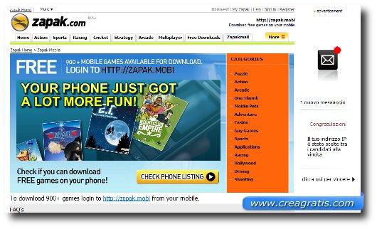Immagine del quarto sito per scaricare giochi
