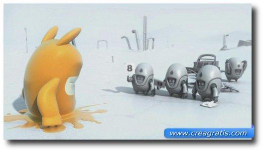 Immagine gioco per Nintendo Wii: de Blob 2