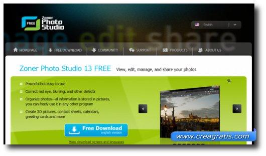 Decimo dei migliori 13 programmi gratis di fotoritocco