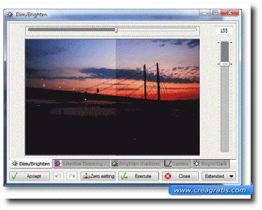 Undicesimo dei migliori 13 programmi gratis di fotoritocco