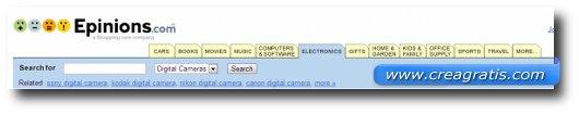 Immagine del quarto sito di recensioni di fotocamere digitali