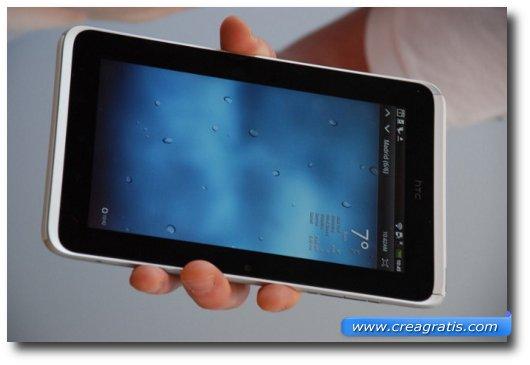 Immagine del secondo tablet Android