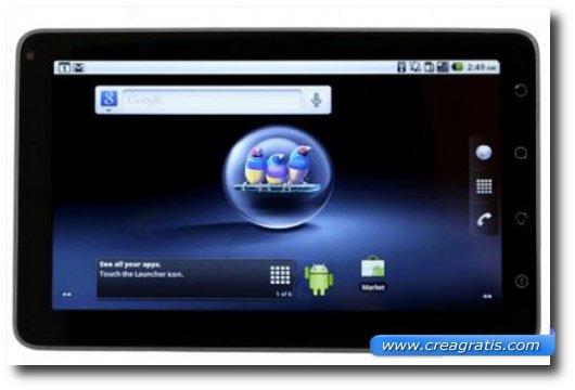 Immagine del ottavo tablet Android