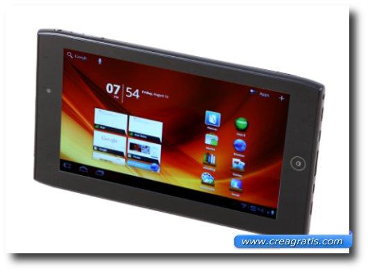 Immagine del decimo tablet Android