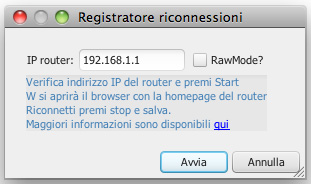 Registratore Riconnessioni Configurare la Riconnessione Automatica con jDownloader