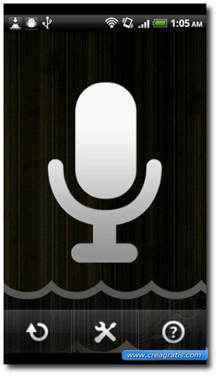 Terza applicazione come Siri per Android