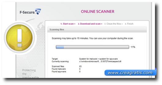 Quinto antivirus online della lista