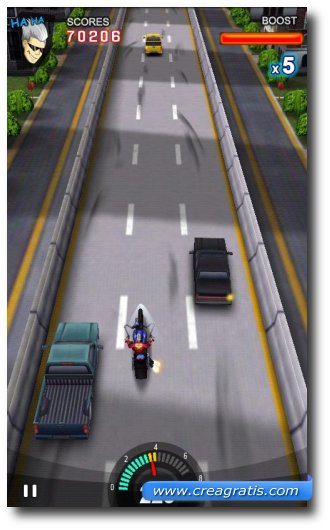 Immagine di Racing Moto per Android