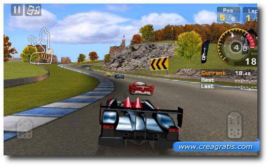 Immagine di GT Racing per Android