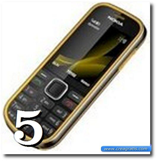 Immagine del 3720 Calssic, uno dei migliori cellulari Nokia