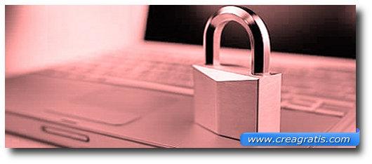 Navigare sicuri e controllo virus del PC