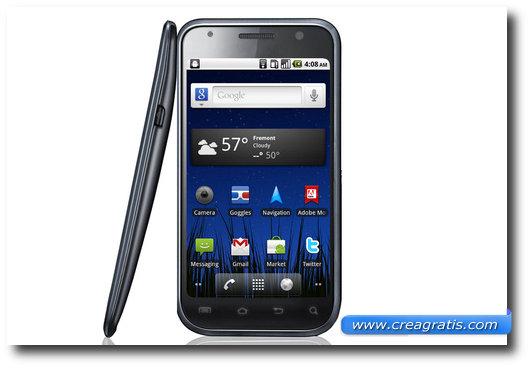 Primo dei migliori smartphone Samsung