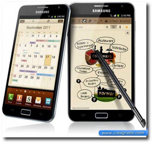 Secondo dei migliori smartphone Samsung