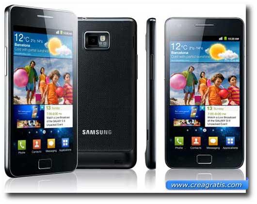 Terzo dei migliori smartphone Samsung