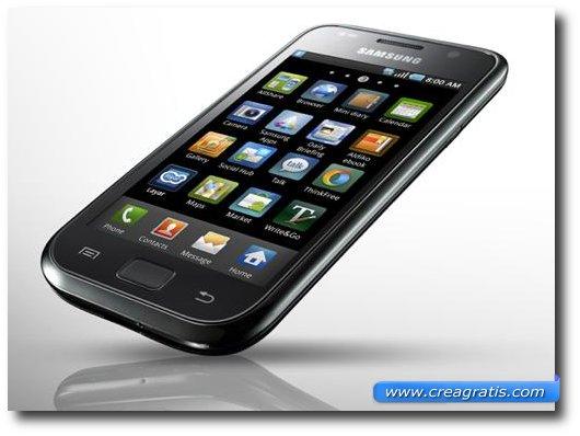 Quinto dei migliori smartphone Samsung