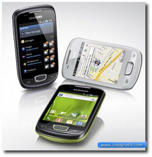Decimo dei migliori smartphone Samsung