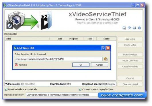 Immagine del terzo programma per scaricare video da YouTube