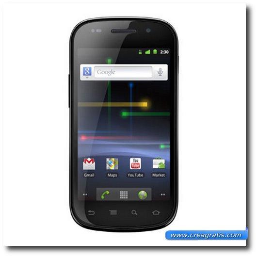 Primo dei migliori smartphone Android